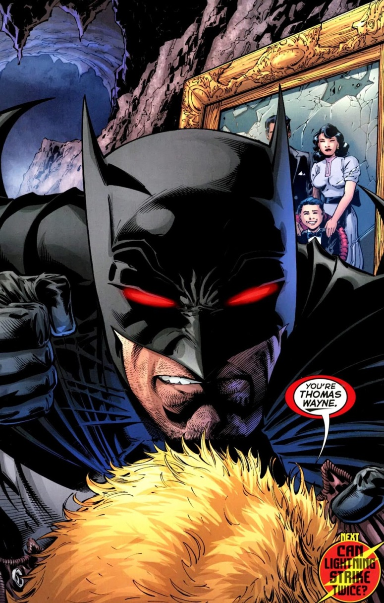 Comic Review: Flashpoint: The World of Flashpoint Featuring Batman by Brian  Azzarello | The BiblioSanctum