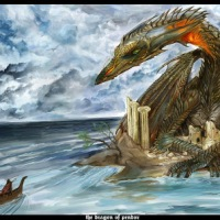 FanArt: The Dragon of Pendor