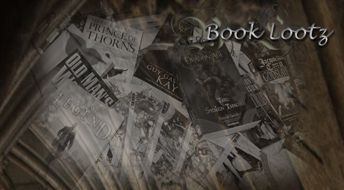 Lootz: Mogsy's Book Haul