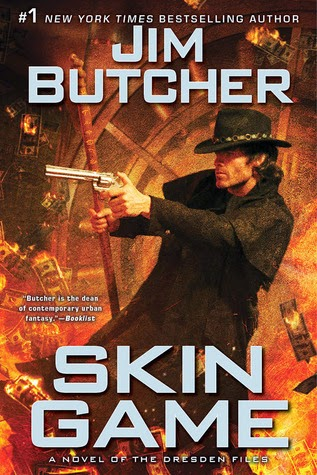 Book Review: Skin Game by Jim Butcher