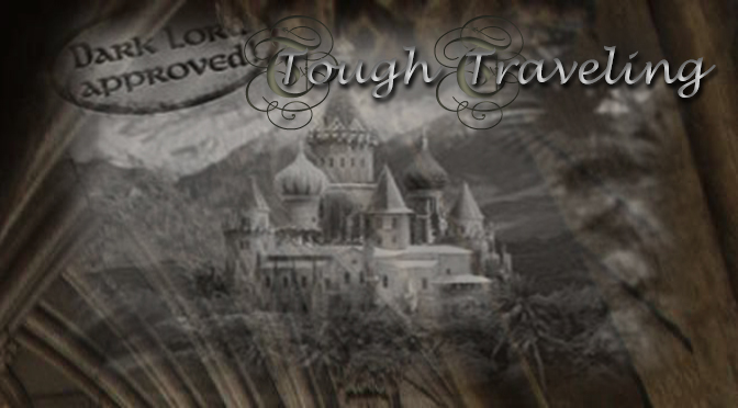Tough Traveling: Heists/Cons