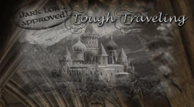 Tough Traveling Banner