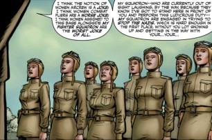 Battlefields: The Night Witches by Garth Ennis | Dynamite Comics