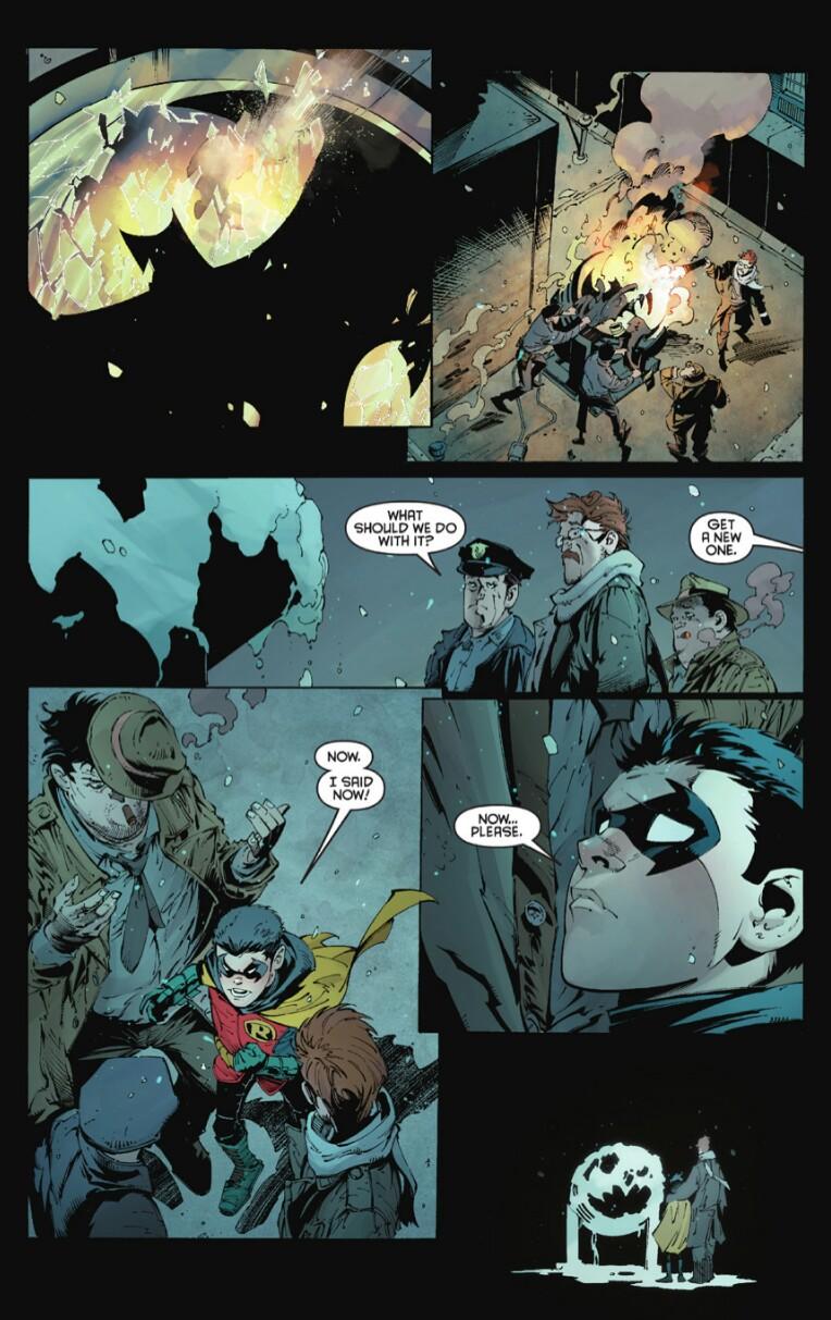 [PDF] Batman, Volume 1: The Court of Owls Book by Scott ...
