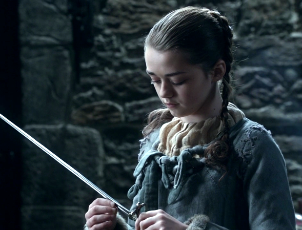 Arya Stark, Needle