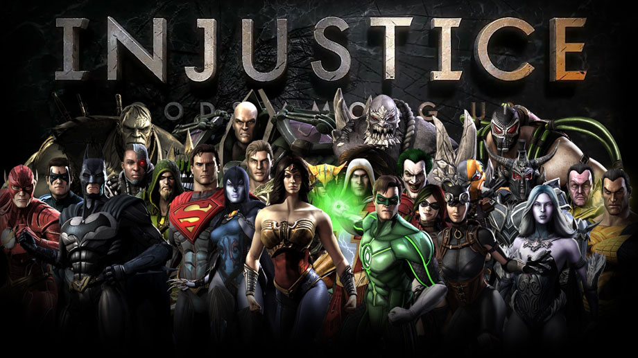 Graphic Novel Review Injustice Gods Among Us Vol 1 By Tom Taylor