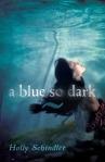 a blue so dark