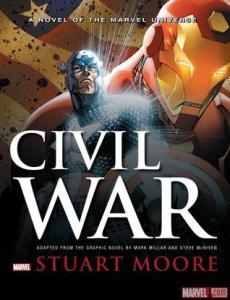 Civil War Novel