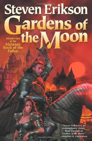 Audiobook Review Gardens Of The Moon By Steven Erikson