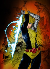 Magik - X-Men