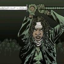 Michonne - TWD