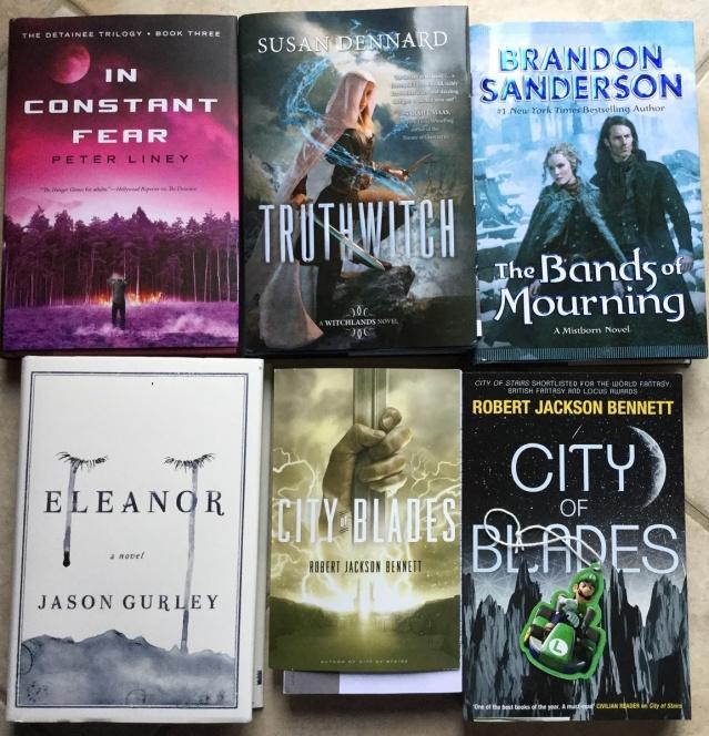 Bookshelf Roundup 2