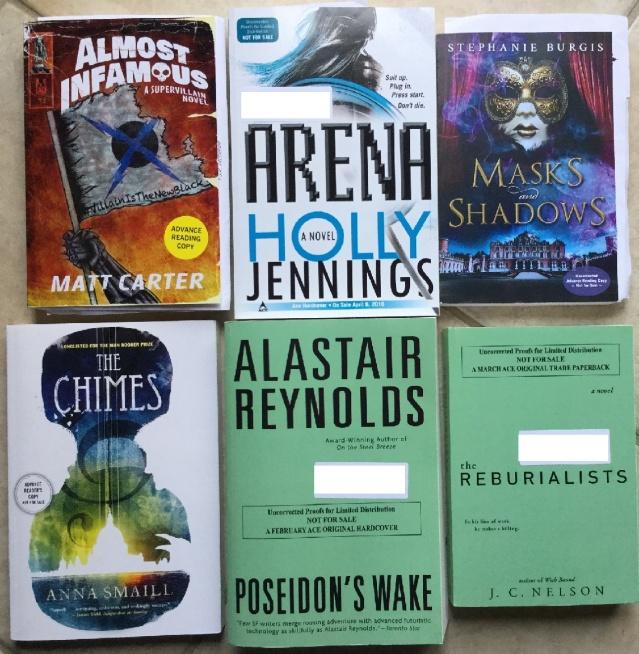 Bookshelf Roundup