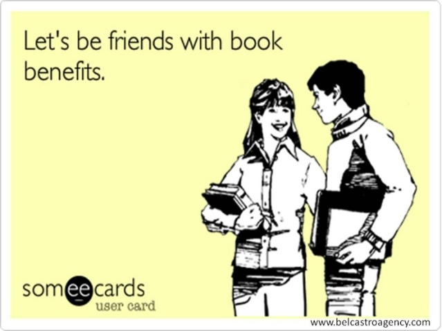 Friends with Book Benefits