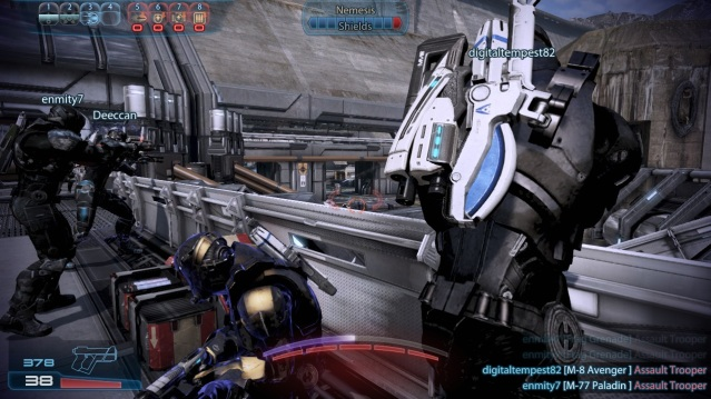 Team Mission Failure: Trying not to die in Mass Effect 3 Mulitplayer