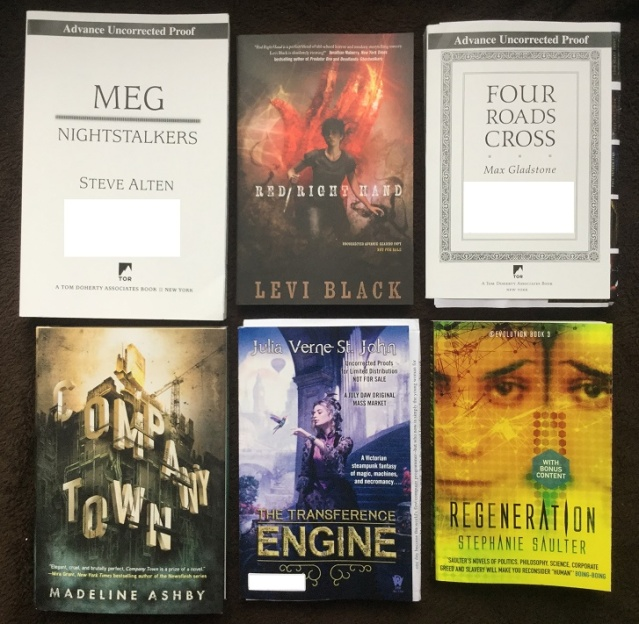 Book Haul May 2
