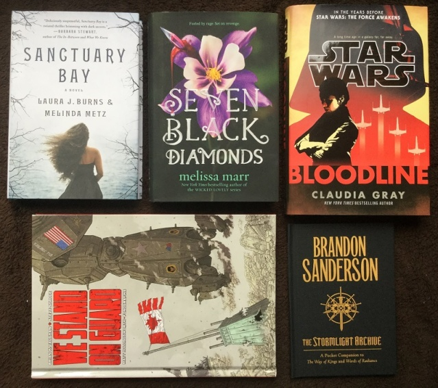 Book haul may 3