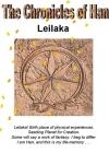Leilaka by H. Gibson SPFBO