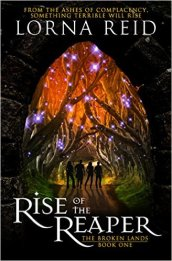 Rise of the Reaper by Lorna Reid SPFBO