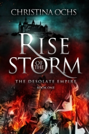 Rise of the Storm by Christina Ochs SPFBO