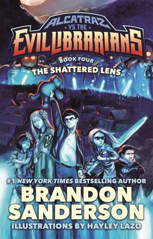 The Shattered Lens Jonathan Alpeyrie with Stash Luczkiw (Oct, 2017, Hardcover)b4