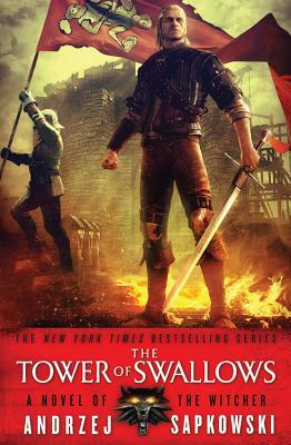 audiobook review the tower of swallows by andrzej sapkowski the