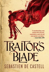 Traitor's Blade Paperback