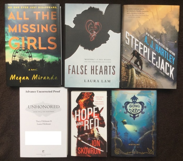 Book haul jun 18 2