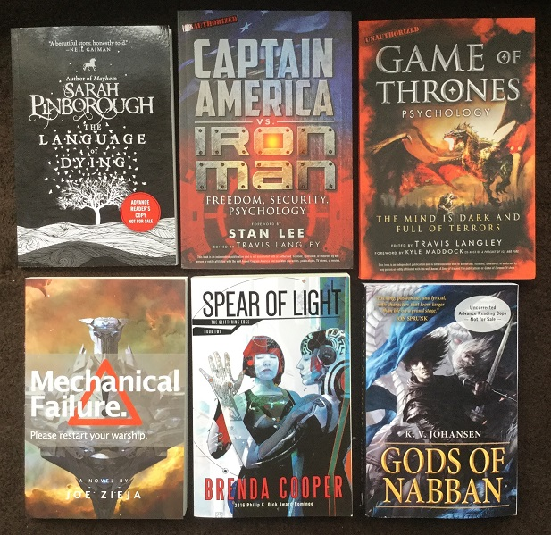 book haul june 18
