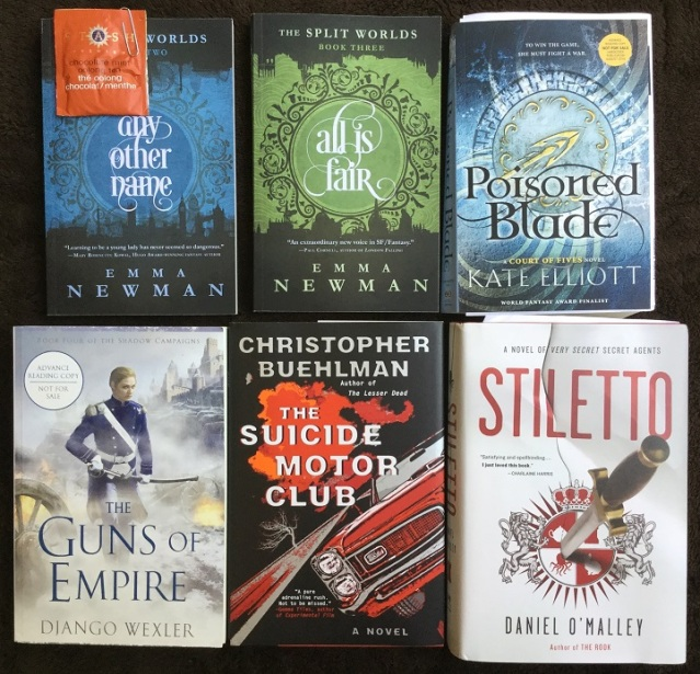 June Book Haul 1