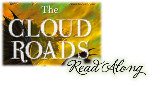 The Cloud Roads Read-Along banner