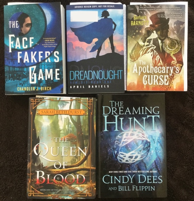 book-haul-oct-8