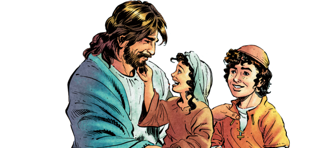Jesus - The Action Bible
