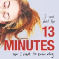 Book Review: 13 Minutes by Sarah Pinborough