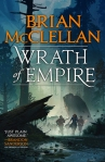 Book Review: Wrath of Empire by Brian McClellan