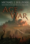 Book Review: Age of War by Michael J. Sullivan