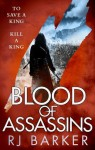 Review: Blood of Assassins by R.J. Barker