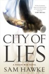 Book Review: City of Lies by Sam Hawke