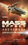 Book Review: Mass Effect: Annihilation by Catherynne M. Valente