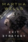 Novella Review: Exit Strategy by Martha Wells