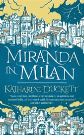 My Digital Haul Is Lighter This Week With Thanks To Tor For Kicking Us Off Miranda In Milan By Katharine Duckett Described As A Haunting Story