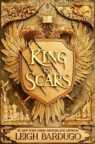 YA Weekend Audio: King of Scars by Leigh Bardugo