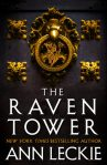 Book Review: The Raven Tower by Ann Leckie
