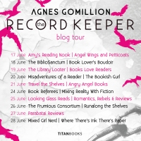 Excerpt: The Record Keeper by Agnes Gomillion