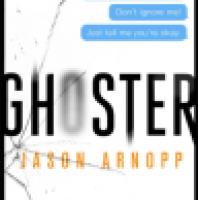 Book Review: Ghoster by Jason Arnopp