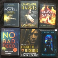 Bookshelf Roundup 01/25/20: Stacking the Shelves & Recent Reads