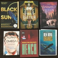 Bookshelf Roundup 08/08/20: Stacking the Shelves & Recent Reads