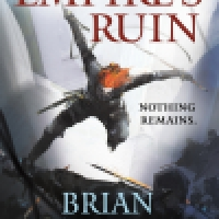 Review: The Empire's Ruin by Brian Staveley