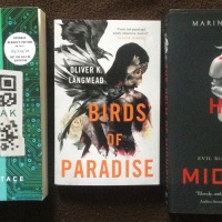 Bookshelf Roundup: 04/10/21: Stacking the Shelves & Recent Reads