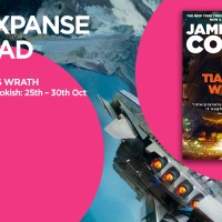 The Expanse Reread Review: Persepolis Rising by James S.A. Corey